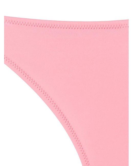 Solid & Striped ビキニボトム Pink