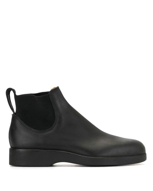R.M.Williams Yard Boot 365 サイドゴアブーツ Black