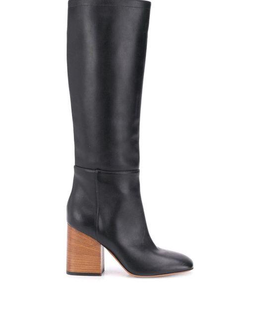 Marni Black Knee-high Boots