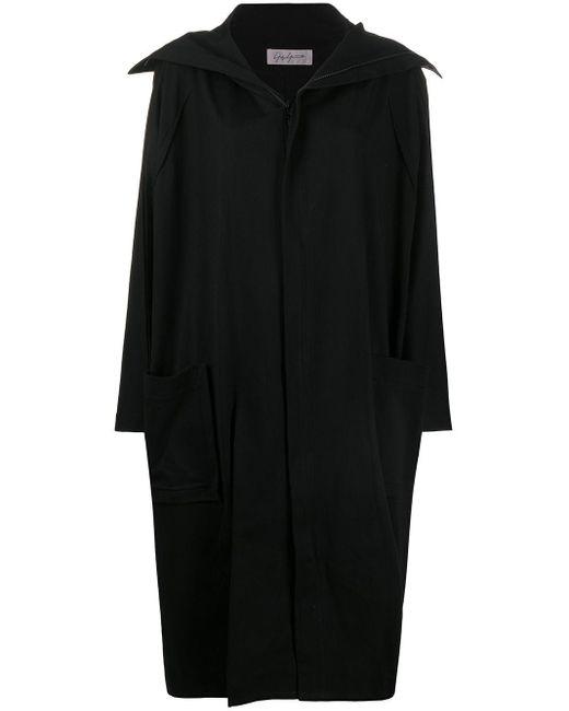 Yohji Yamamoto オーバーサイズ コート Black