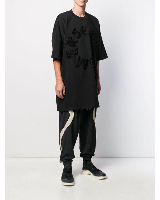 Camper Tsyt Lab X Bernhard Willhelm Tシャツ Black