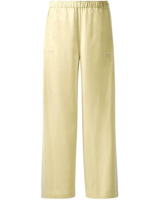メンズ Adidas X Wales Bonner トラックパンツ Yellow