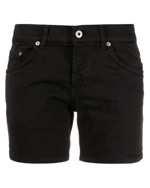 Shorts denim di Dondup in Black