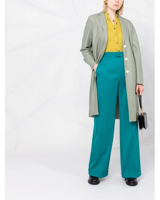 Harris Wharf London シングルコート Multicolor