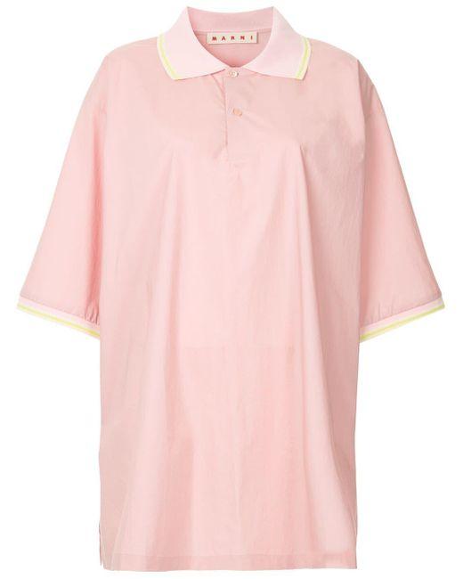 Marni ポロシャツ Pink