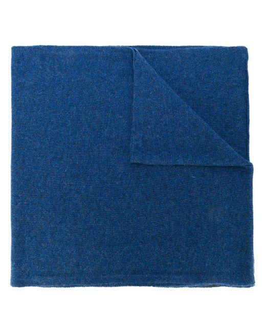 Écharpe classique en cachemire Dell'Oglio pour homme en coloris Blue