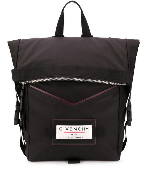 メンズ Givenchy Downtown バックパック Black