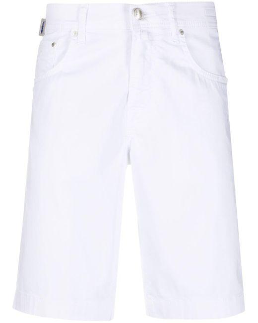 メンズ Jacob Cohen ショートパンツ White
