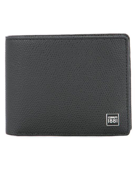 Cerruti 1881 - Black Billfold Wallet for Men - Lyst