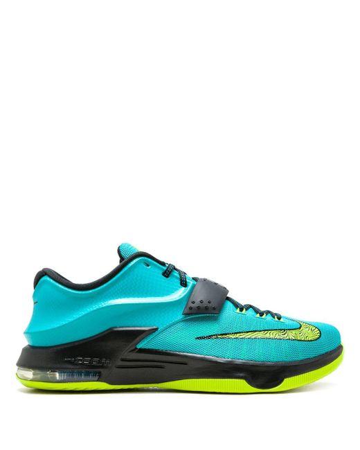 Nike Blue Kd 7 Sneakers for men