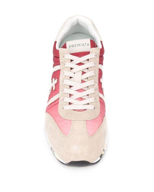 Кроссовки Lucy Premiata для него, цвет: Pink