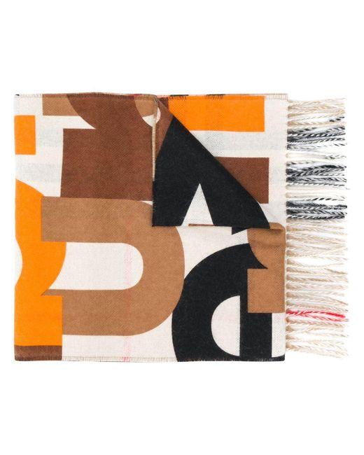 Burberry グラフィック スカーフ Multicolor