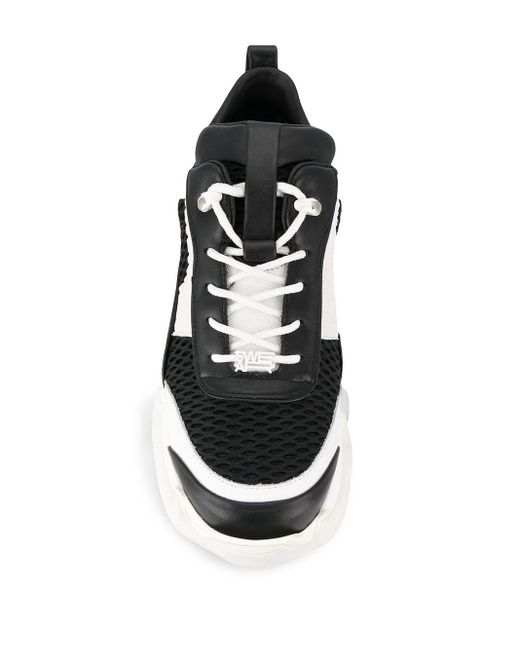 Baskets Air Revive Nitro Swear en coloris Black