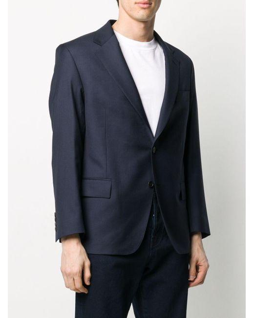 メンズ Junya Watanabe シングルジャケット Blue