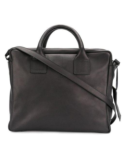 Marsèll - Brown Box Laptop Bag - Lyst