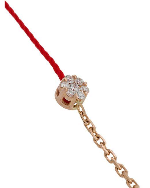 Золотой Браслет С Бриллиантом RedLine, цвет: Multicolor