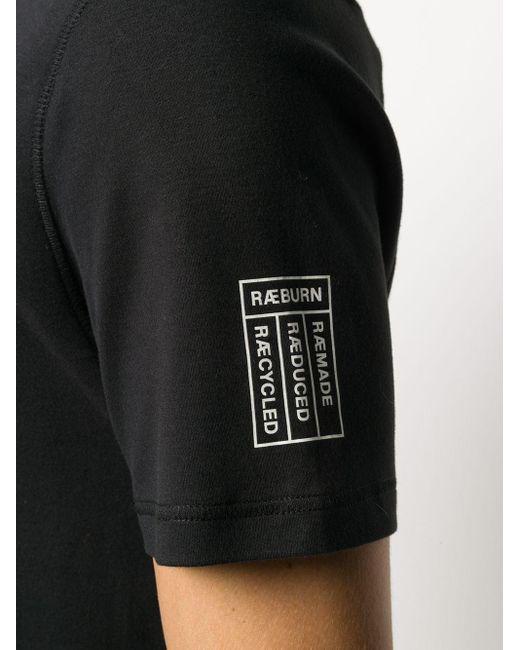 メンズ Raeburn Pillar Tシャツ Black