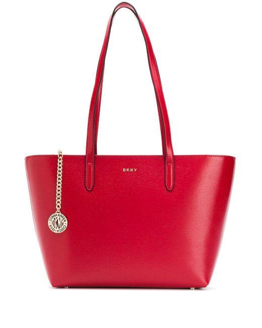 DKNY Bryant ハンドバッグ Red