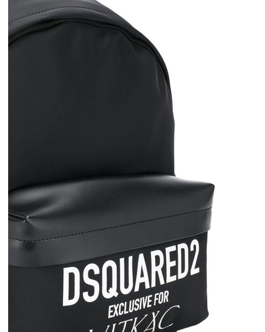 DSquared² Exclusive For Vitkac バックパック Black