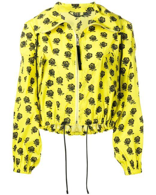 KENZO ボンバージャケット Yellow