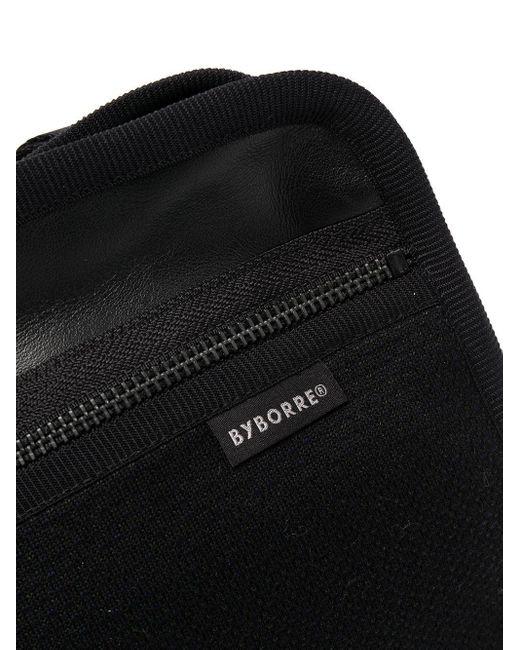 Sac porté épaule à design structuré Byborre en coloris Black