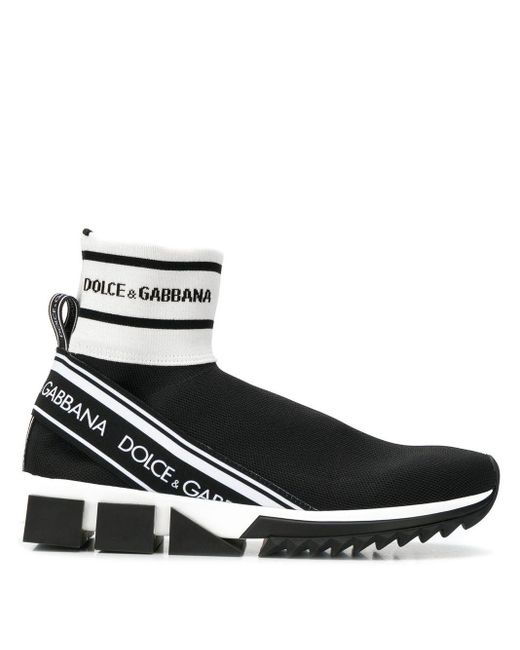 Dolce & Gabbana ソレント スニーカー Black