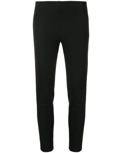 Joseph - Black Legging-style Trousers - Lyst