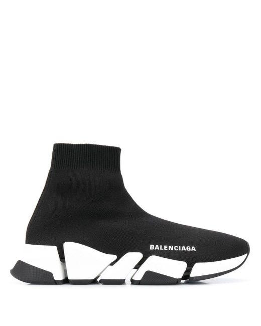Balenciaga スピード.2 トレーナー Black