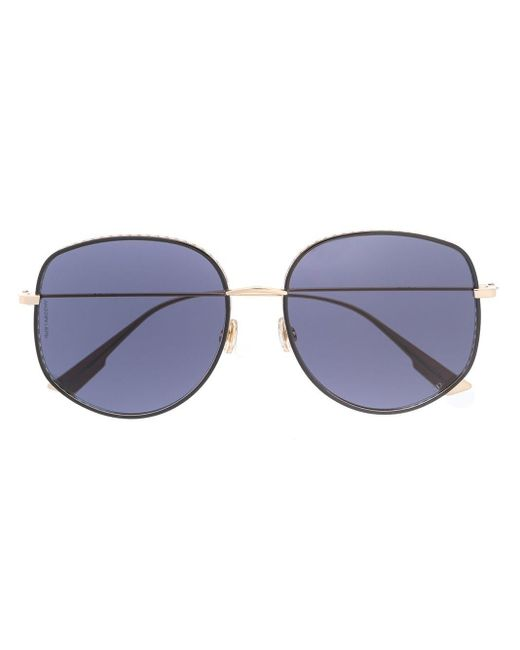 Dior Ddbyb オーバサイズサングラス Metallic
