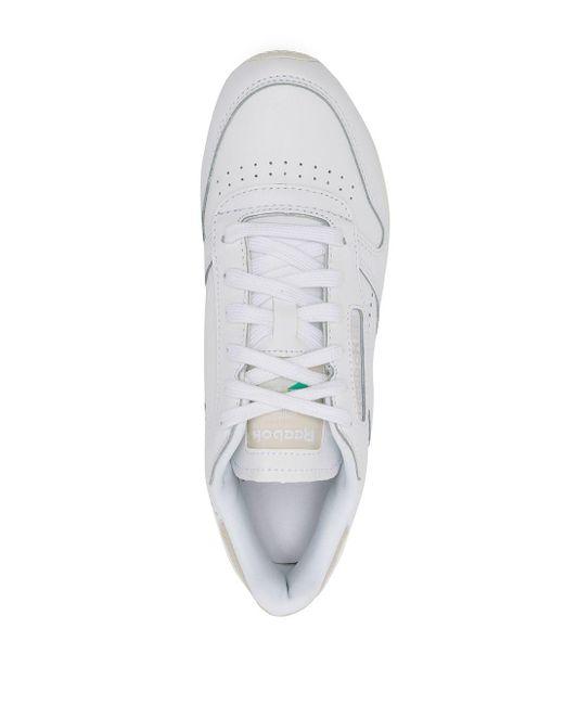 Кроссовки Classic Reebok, цвет: White