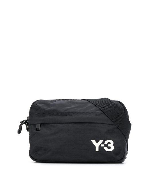 Y-3 Crossbodytas Met Logo in het Black
