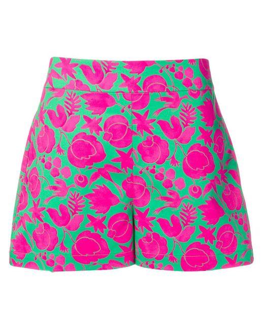 Short Summer LaDoubleJ en coloris Green