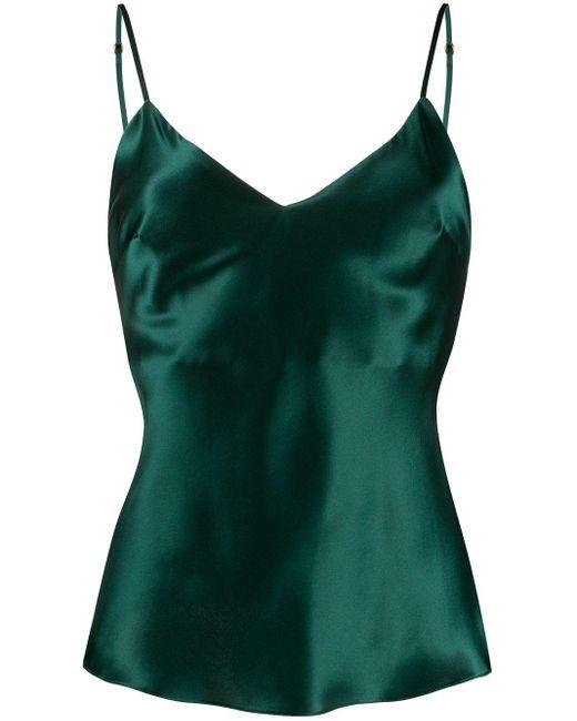 Top Sophia Gilda & Pearl en coloris Green