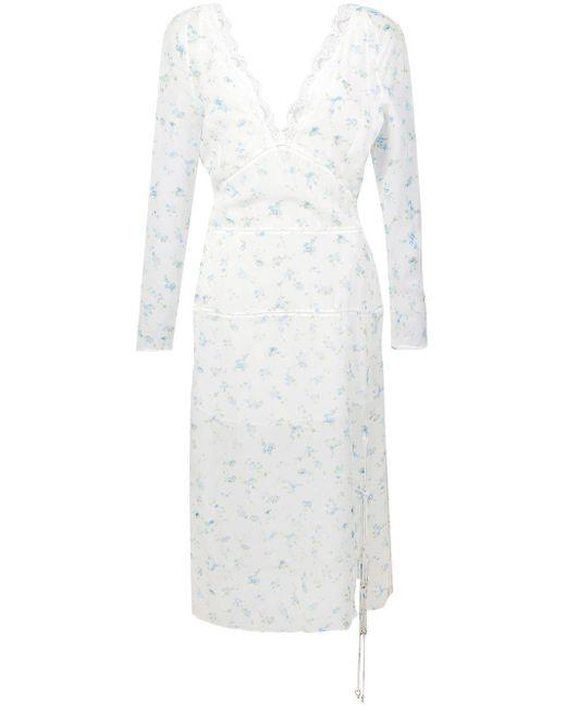 Altuzarra Rosmarino ドレス Multicolor