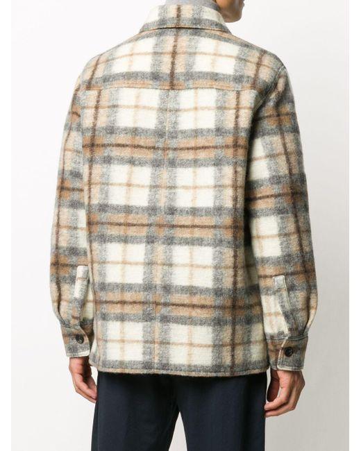 メンズ Isabel Marant シャツジャケット Multicolor
