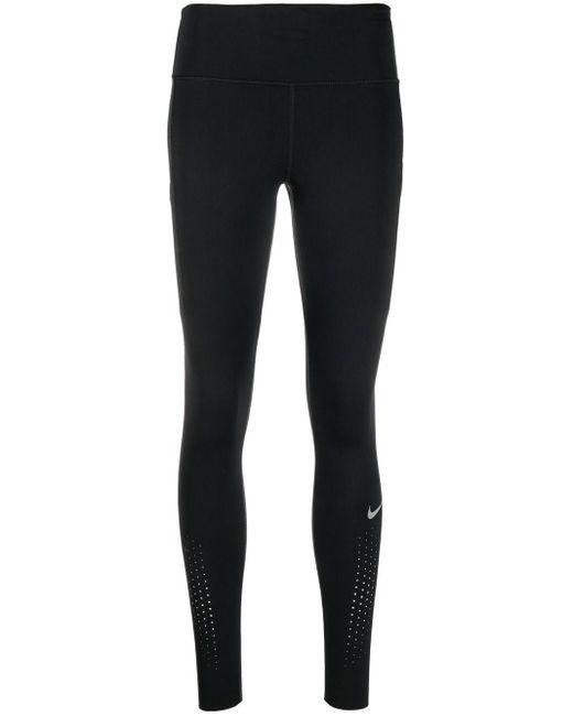 Nike Black Klassische Leggings