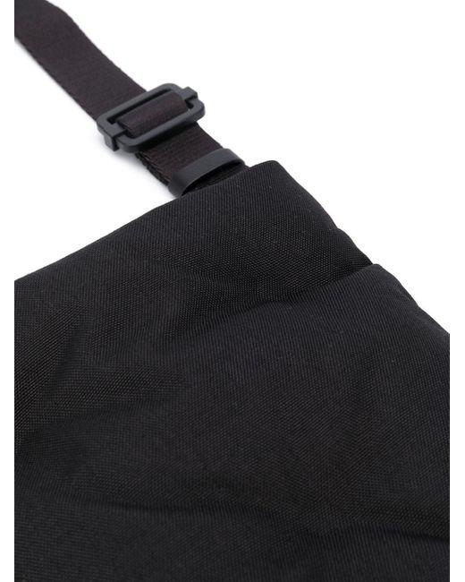 Стеганая Сумка-мессенджер Maison Margiela для него, цвет: Black