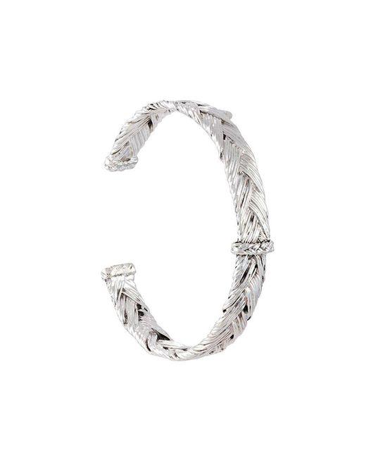 Aurelie Bidermann   Metallic 'icare' Open Bracelet   Lyst