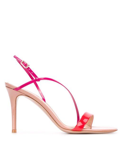 Gianvito Rossi Manhattan サンダル Pink