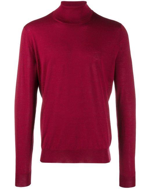メンズ Corneliani タートルネック セーター Multicolor