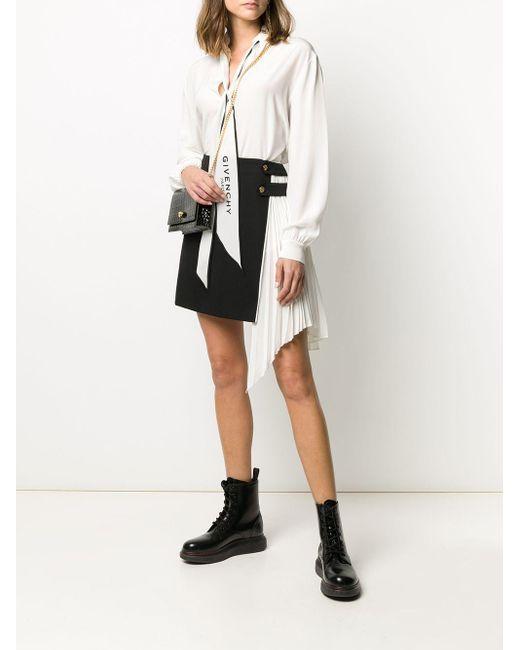 Givenchy ゴデット ミニスカート Black