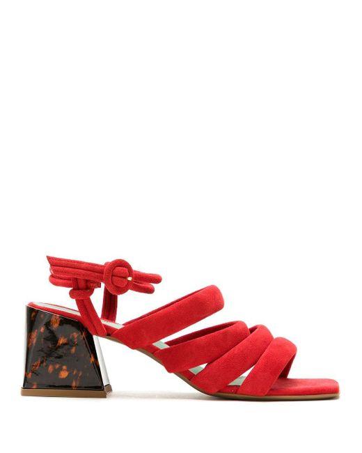 Blue Bird Shoes Kasbah 70 サンダル Red