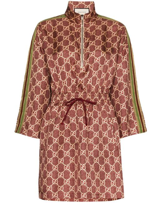 Gucci GGパターン ドレス Multicolor