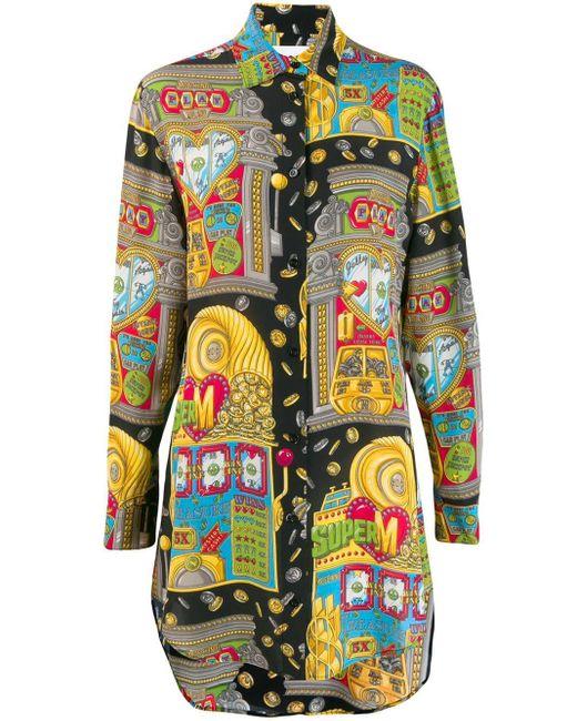 Moschino グラフィック シャツ Multicolor