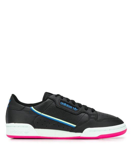 Adidas Continental 80 スニーカー Black