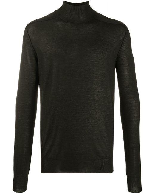Легкий Джемпер Bottega Veneta для него, цвет: Black