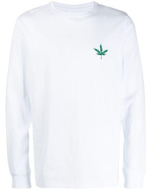 メンズ Soulland Cooper スウェットシャツ White