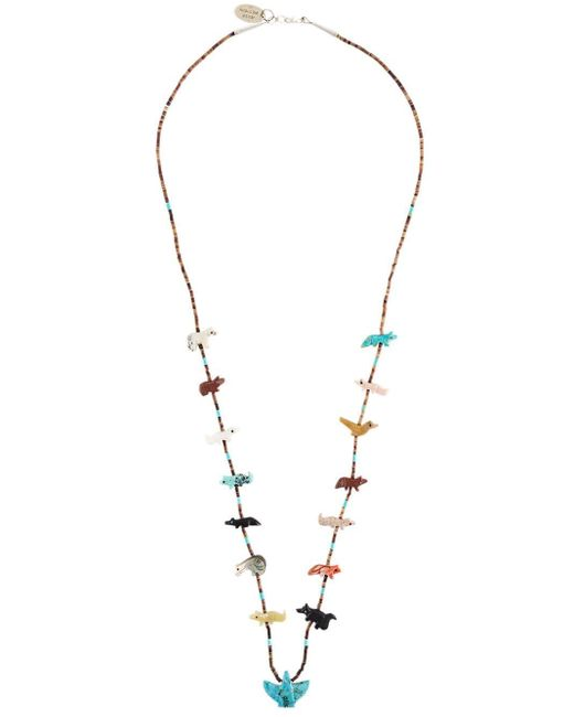 Jessie Western Good Luck ネックレス Multicolor