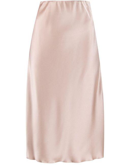 Nanushka ハイウエスト スカート Pink