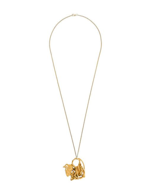 Imogen Belfield | Metallic 'scape' Necklace | Lyst